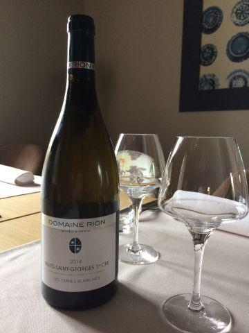 carte des vins restaurant La Robe Montaigu Vendée vins rouges blancs